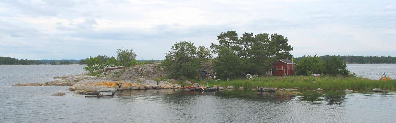 Schweden Urlaub Schären bei Tärnö